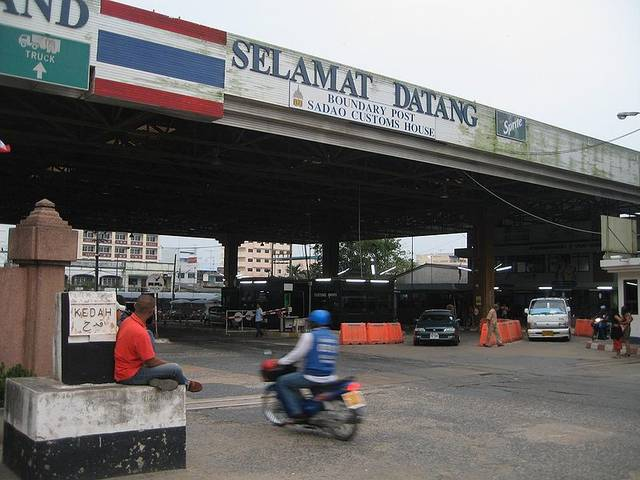 Malaysia to build business, tourism gateway to Thailand