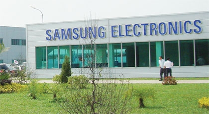 Samsung steps up investment in Vietnam manufacturing