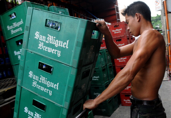 Asahi shaking up the Filipino beer market