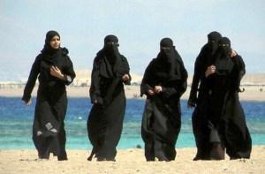 Saudi tourists