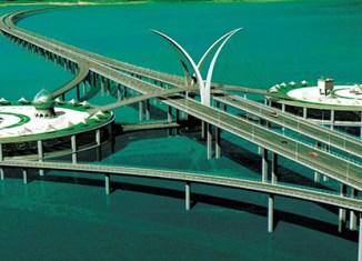 ASEAN's longest bridge to open in Feb 2014