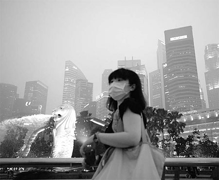 Singapore gets breath of fresh air