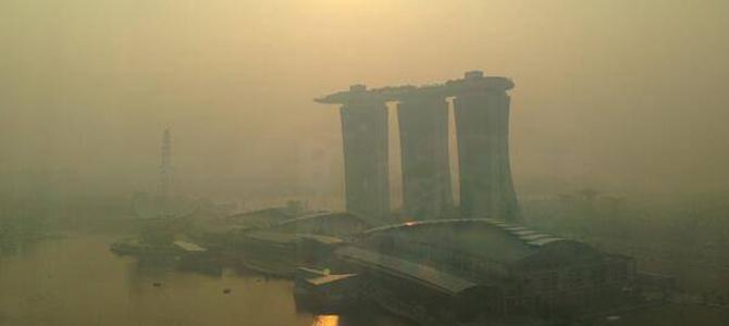 Haze crisis: 'Singapore behaves like a child', says Jakarta