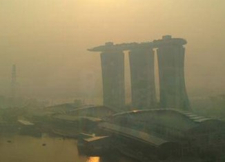 Haze crisis: 'Singapore behaves like a child', says Jakarta