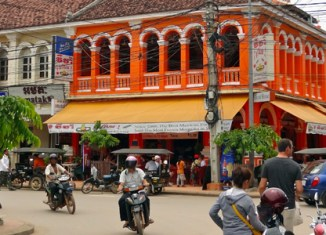 Siem Reap land prices take off