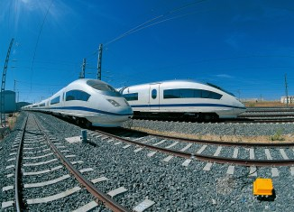 Thailand, Laos mull high-speed train link