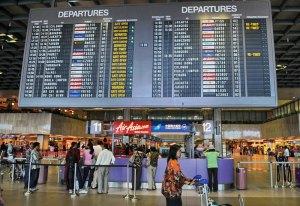 Singapore-Airport