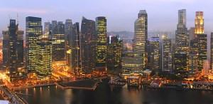 Singapore-downtown