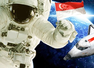 Singapore makes a foray into space