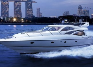 Singapore becomes superyacht hub of Asia