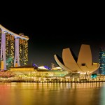 Singapore economy flexes its muscles