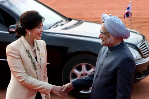 India's Singh on Thailand visit