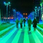 Smart lighting key technology for smart cities