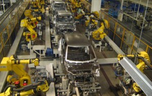 Suzuki-Motor-Corp-car-factory