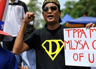 Malaysia reluctant to join TPP