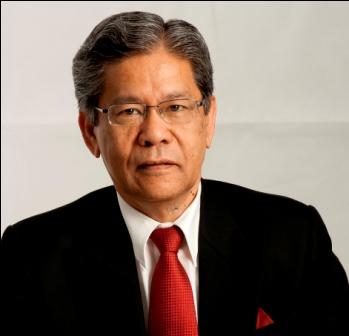 Tan Sri Dato' Lodin Wok Kamaruddin, Deputy Chairman and Group Managing Director, Boustead Holdings