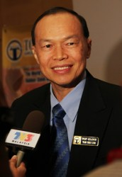 Tan Sri Lim Wee Chai, Chairman of Top Glove