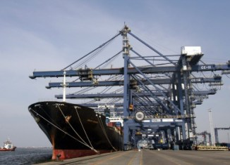 Dutch company expands Jakarta port