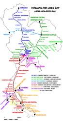 Thailand starts b infrastructure plan