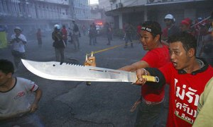 Thai clashes