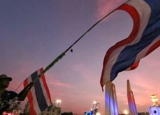 Thailand's default risk soars