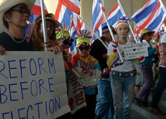 New Thai election date set for July 20