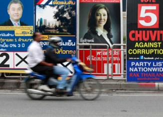 Thailand: Early elections to cost $1.2 billion
