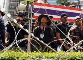 More explosions, gunfire in Bangkok