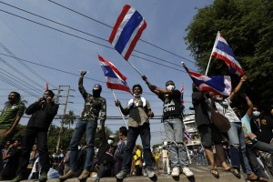 Thai protests victory