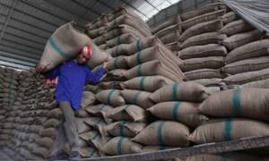 Thai rice warehouse