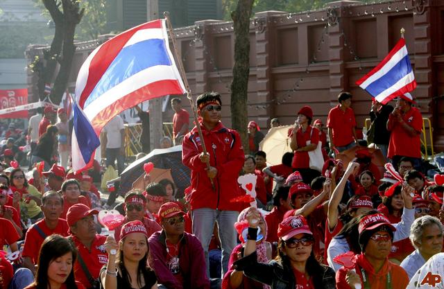 Thailand: 'People's Army' aims to overthrow government