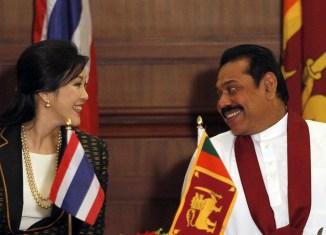 Thailand, Sri Lanka to push trade to $1b