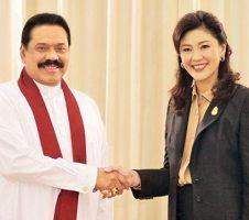 Thailand Sri Lanka