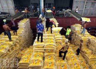 Thailand Rice Export1