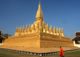 Tourism arrivals in Laos surge 14%