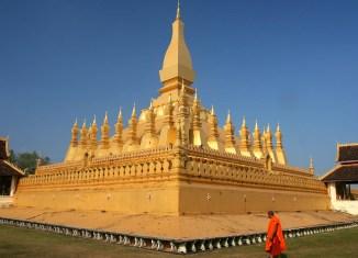 Tourism arrivals in Laos surge 14%