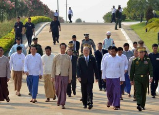 Myanmar asks for more EU support