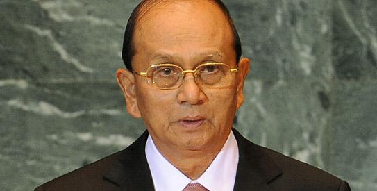 Thein Sein 4