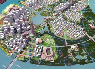 UK's Canary Wharf to build HCMC business district