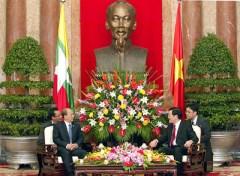 Vietnam Myanmar