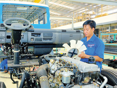 Vietnam car industry 'could collapse'