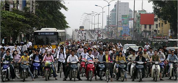 Vietnam to reach 36 million bikes by 2020