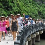 Tourist arrivals to Vietnam surge