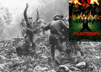 The Vietnam war photo that inspired Platoon