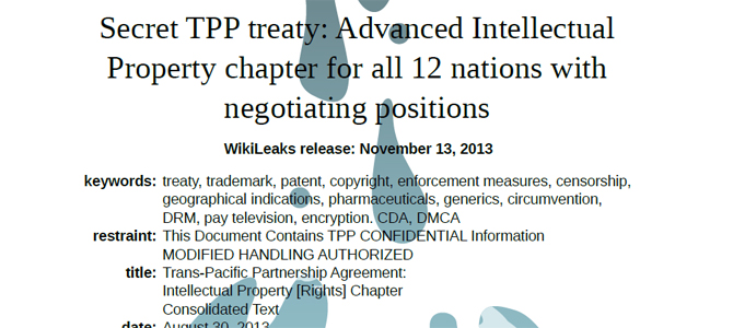 Image result for tppa intellectual property rights