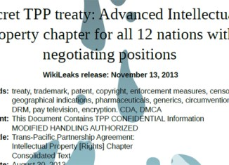 Wikileaks: Malaysia gov't withheld key TPPA details