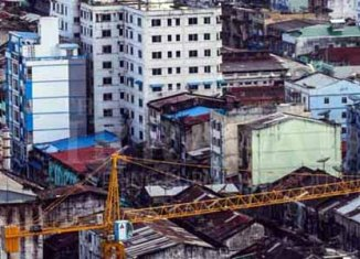 Yangon sets official property prices