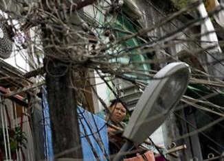 Yangon to replace its 30-year-old power cables