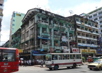 Myanmar property prices take off