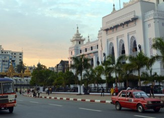 FDI in Myanmar tripled in current fiscal year
